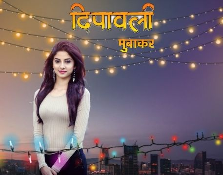 Diwali Editing Background